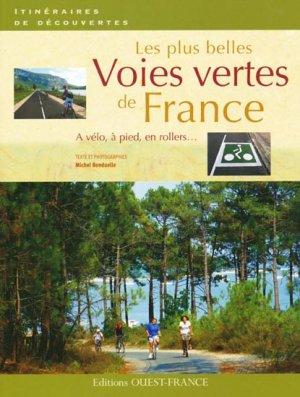 Les plus belles Voies vertes de France-ouest-france-9782737348549