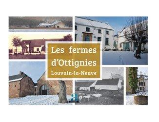 Les fermes d'Ottignies-Louvain-la-Neuve