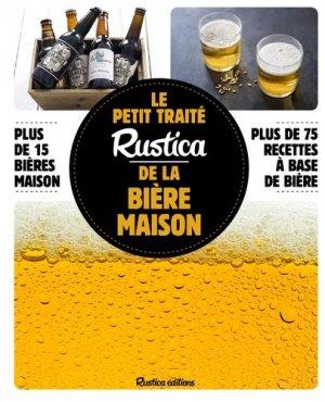 Le petit traité rustica de la bière maison-rustica-9782815309677