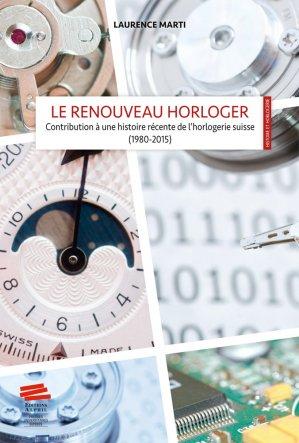 Le renouveau horloger-alphil-9782889301041