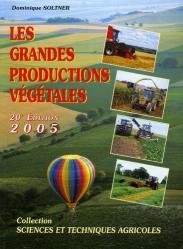 Les grandes productions végétales