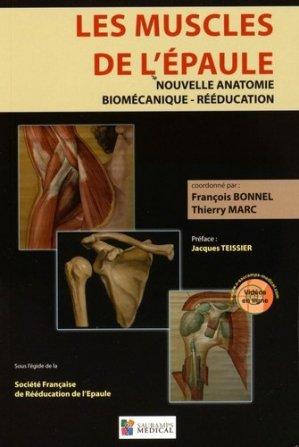 Les muscles de l'épaule-sauramps medical-9791030300437