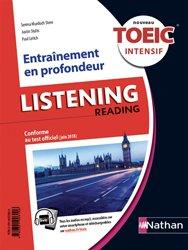 Listening, reading Nouveau TOEIC Intensif