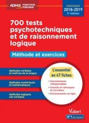 700 tests psychotechniques et de raisonnement logique
