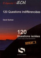 120 questions indifférenciées