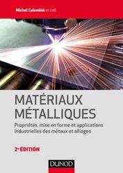 Matériaux métalliques