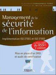 Management de la sécurité de l'information : implémentation ISO 27001 : une référence opérationnelle pour le RSSI