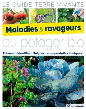 Maladies et ravageurs au potager bio-terre vivante-9782360982486