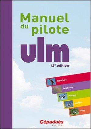 Manuel du pilote ULM-cepadues-9782364935747