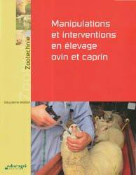 Manipulations et interventions en élevage ovin et caprin