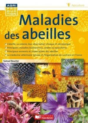 Maladies des abeilles-france agricole-9782855574745