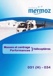 Masses et centrage performances hélicoptères