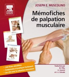 m mofiches de palpation musculaire joseph e muscolino 9782294721281 elsevier masson livre. Black Bedroom Furniture Sets. Home Design Ideas