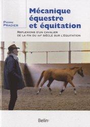 Mécanique équestre et équitation