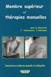 Membre supérieur et thérapies manuelles