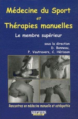 Médecine du sport et thérapies manuelles-sauramps medical-9782840237730