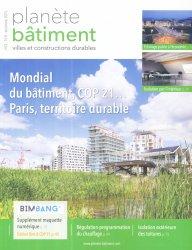 Mondial du bâtiment, COP 21 ... Paris, territoire durable
