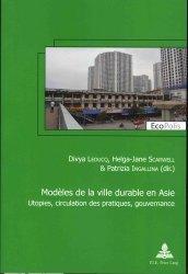 Modèles de la ville durable en asie