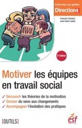 Motiver les équipes en travail social-esf editeur-9782850862557