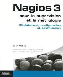 Nagios 3 pour la supervision et la m�trologie-eyrolles-9782212124736