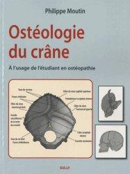 Ostéologie du crane pdf