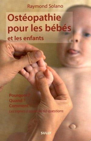 Ostéopathie pour les bébés et les enfants-sully-9782354321475