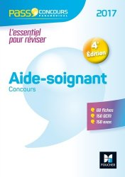 Pass'Concours - Concours Aide-soignant 2017