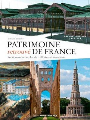 Patrimoine retrouvé de France-ouest-france-9782737373176