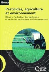 Pesticides, agriculture et environnement