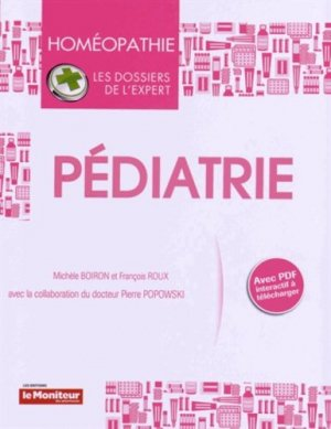 Pédiatrie-le moniteur des pharmacies-9791090018594