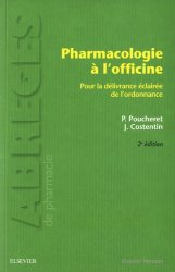 Pharmacologie à l'officine