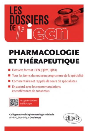 Pharmacologie Bon usage du médicament-ellipses-9782340009271