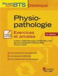 Physiopathologie -  Exercices et annales