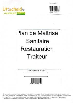 Plan de maitrise sanitaire obligatoire