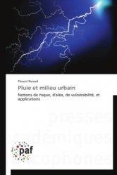 Pluie et milieu urbain