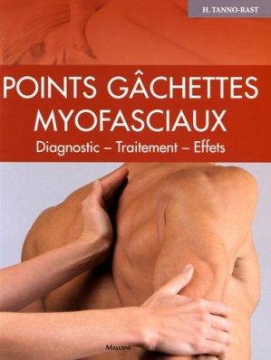 Points gâchettes myofasciaux-maloine-9782224034436