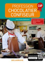 Profession chocolatier-confiseur CAP