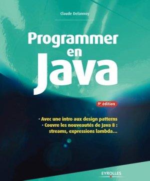Programmer en Java-eyrolles-9782212140071