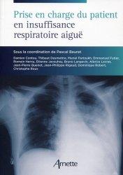 Prise en charge du patient en insuffisance respiratoire aiguë