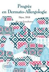 Progrès en dermato-allergologie : Dijon 2018