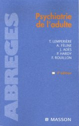 Asthénie Fatigue P-Y.HATRON Elsevier / masson - 9782294014192