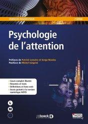 Psychologie de l'attention