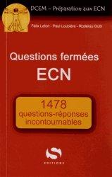 Questions fermées ECN