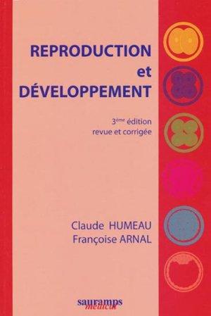 Reproduction et développement-sauramps medical-9782840235576