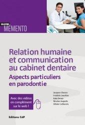 Relation humaine et communication au cabinet dentaire