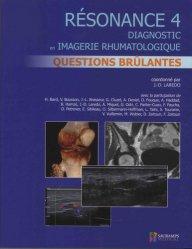Résonance 4 Diagnostic en imagerie rhumatologique