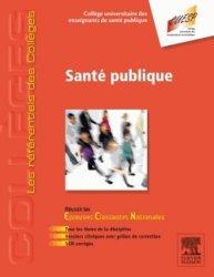 Santé publique-elsevier / masson-9782294724558