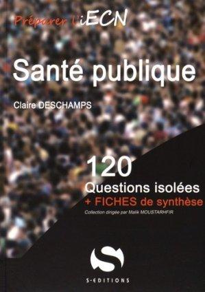 Santé publique-s editions-9782356401427