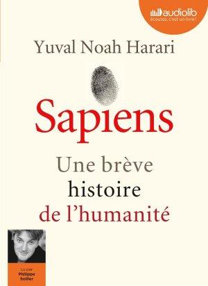 Sapiens - Une brève histoire de l'humanité-audiolib-9782367624051