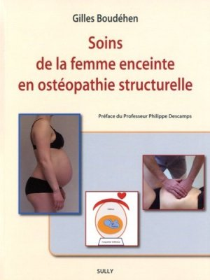 Soins de la femme enceinte en ostéopathie structurelle-sully-9782354322083